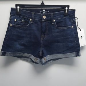 7 For All Mankind Women's Shorts